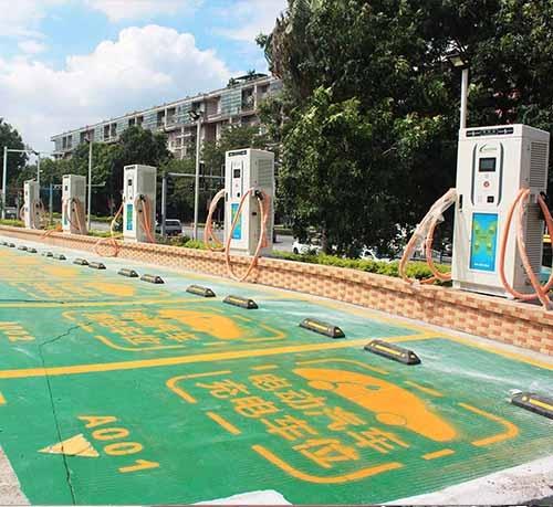 东莞东城区樟村2号充电站