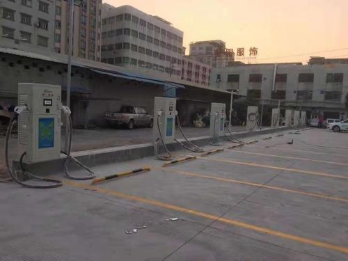 虎门北栅永洁充电站(科旺充电桩)