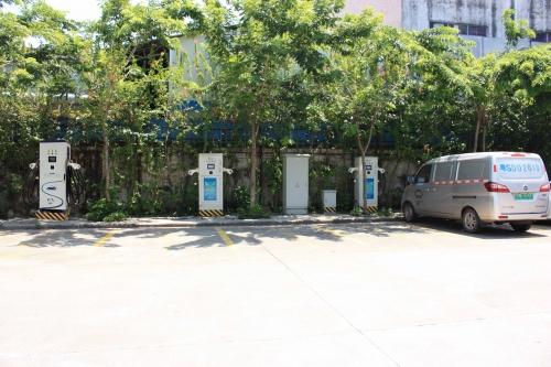 科旺高埗华信工业园充电站