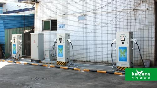 科旺-寮步良边村充电站